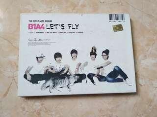 B1A4 1st mini album
