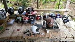 Super Heroes Motorbike Helmet ⛑