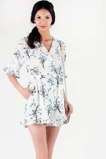 🚚 Kimono Romper