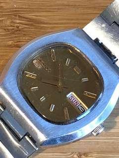 Vintage Seiko 5 6309-5060 日本裝古董精工錶
