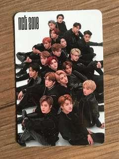 NCT 2018 OFFICIAL PHOTOCARD