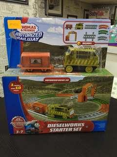 Thomas & Friends Diesel Work Starter Set