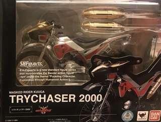 SHF Kamen Rider Kuuga Trychaser 2000 電單車