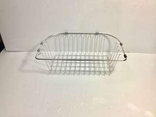 🚚 不鏽鋼 廚房 水槽架 碗盤瀝乾架