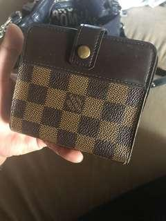 Original Louis Vuitton Damier Wallet