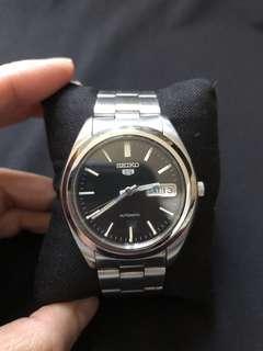 Seiko 5 mens automatic watch