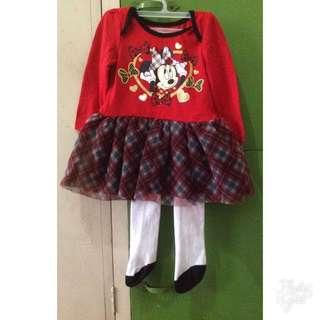 Minnie mouse dresse with thighs
