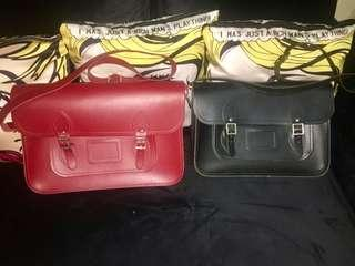 Cambridge Satchel Bag 2 buah