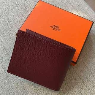 Hermes Citizen Twill Wallet