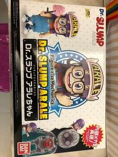 全新 小雲模型 IQ博士 Dr Slump Arale Figure-rise mechanics