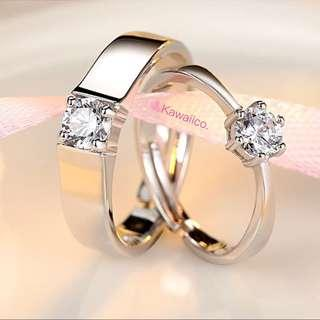 🚚 [ free mail ] Couple Ring instock