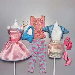 Barbie Fashionistas Fashion Pack