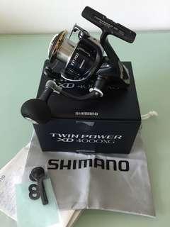 Shimano TW XD4000XG ( Fishing Reel )