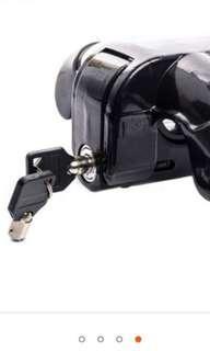 Anti-Theft Steering Wheel Lock