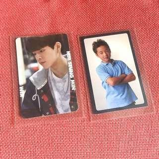 [wts] stray kids photocards