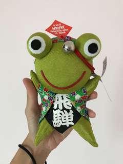 Hidatakayama Frog Figurine