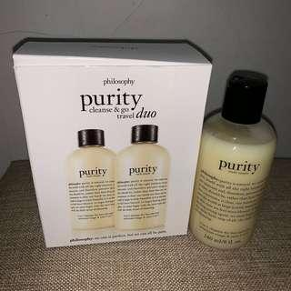 Purity philosophy -100% asli- the best cleanser