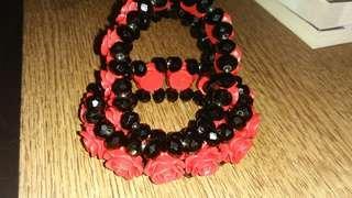 Premium Rose Bracelet