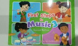 First Steps to Music 3 (second edition)