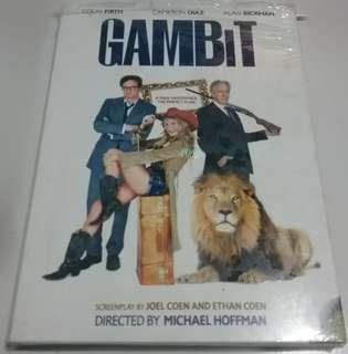 DVD Film Gambit