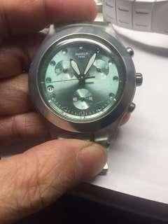 Swatch 電子