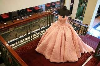 Debut Gown