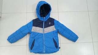 Winter Jacket for 5/6yo boy