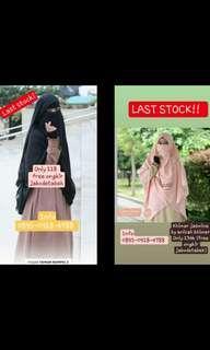 Take All khimar dan niqab syari