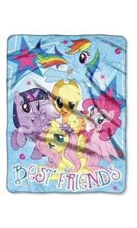 BN My little Pony Super Plush Throw /Blanket