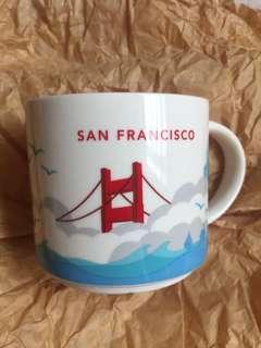 🚚 Starbucks城市杯 (🇺🇸美國舊金山