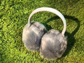 🚚 韓版仿兔毛保暖耳罩 雪國穿搭 保暖耳罩