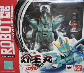 Bandai Robot 魂 166 魔神英雄傳 幻王丸 全新