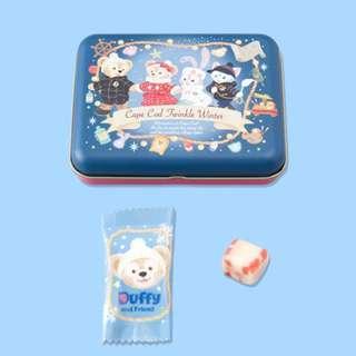 Tokyo Disneysea Disneyland Disney Resorts Sea Land Cape Cod Twinkle Winter 2018 Duffy Candy Preorder