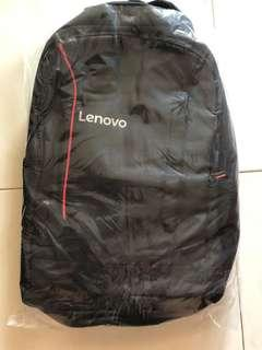 Brand New Lenovo Black Backpack