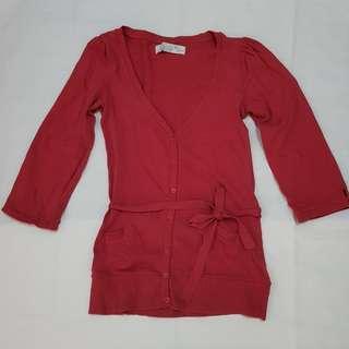 Zara 3/4 blouse