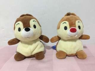 Trade Timezone Disney Characters Chip and Dale