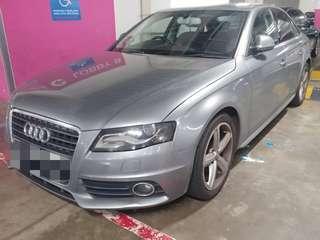 Audi A4 1.8 For Rent 2 Units