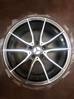Mercedes AMG Sport Rim 18 inch W210 W211 W212 Eclass Cclass