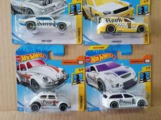 Hot Wheel Cars