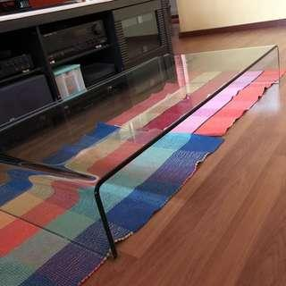 Full Glass Coffee table (Low)