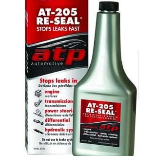 AT-205 Reseal for Engine Transmission and Power Steering (Stop Leak)
