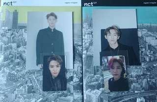 [WTS] NCT REGULAR - IRREGULAR UNSEALED ALBUMS, PCS, POSTCARDS AND POSTERS