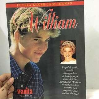 Buku Koleksi Gambar Putera William