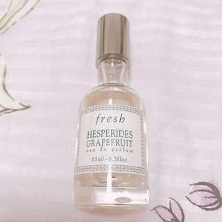 Fresh Hesperides Grapefruit edp - 15ml
