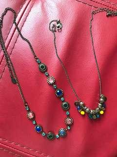 Ethnic Jewel/Beaded Necklaces