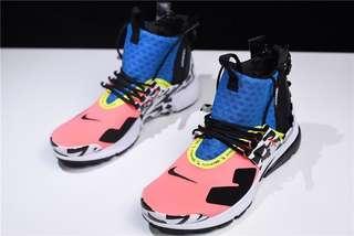 Acronym Nike Air Presto Mid Racer Pink