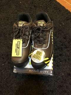 Safety jogger shoes