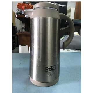 Stainless Steel Insulated Thermal Pot 1.3 L * 8-10 AQ