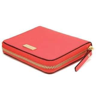 Pink katespade wallet brand new