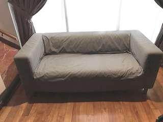 IKEA KLIPPAN 2-seat sofa